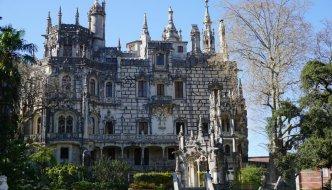The Quinta da Regaleira: An Impressive Building In Sintra