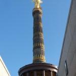 Victory column on the Große Stern in Berlin – Siegessäule