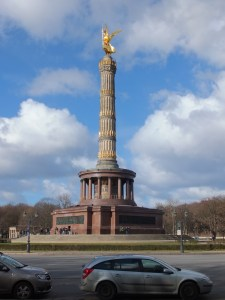 victory column in Berlin