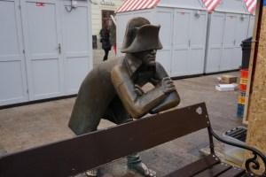 Napoleon's soldier - Sculptures in Bratislava