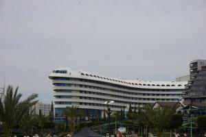Hotel Concorde De Luxe Resort hotel mile Lara