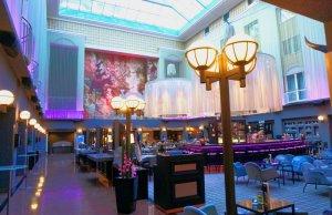 Lobby Radisson Blu Bremen