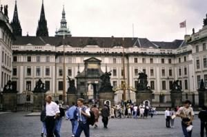 The Prague Castle 1992