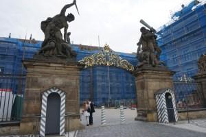 The Prague Castle 2015