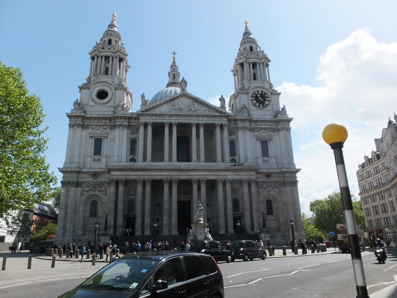 A stroll through London