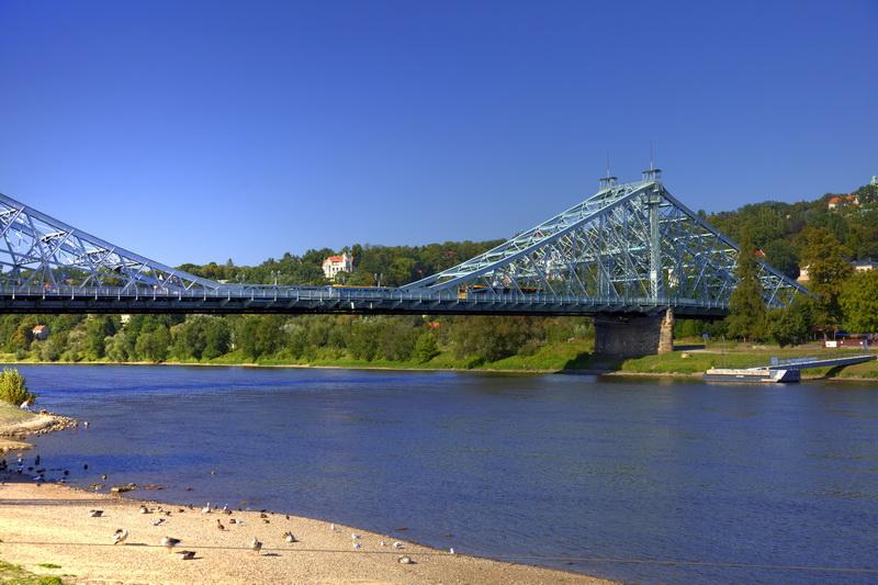Loschwitz Bridge