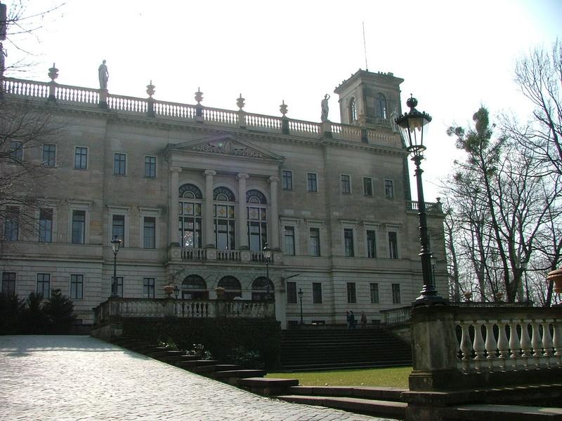 castles in the Elbe valley