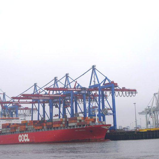 Harbour Hamburg