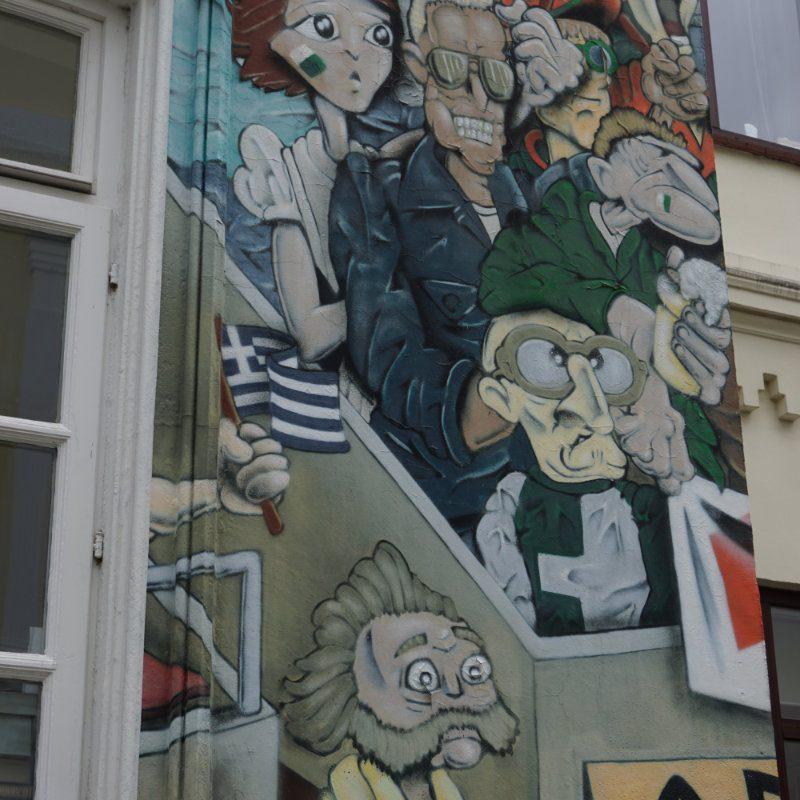 Street art in Bremen - more than just doodles!