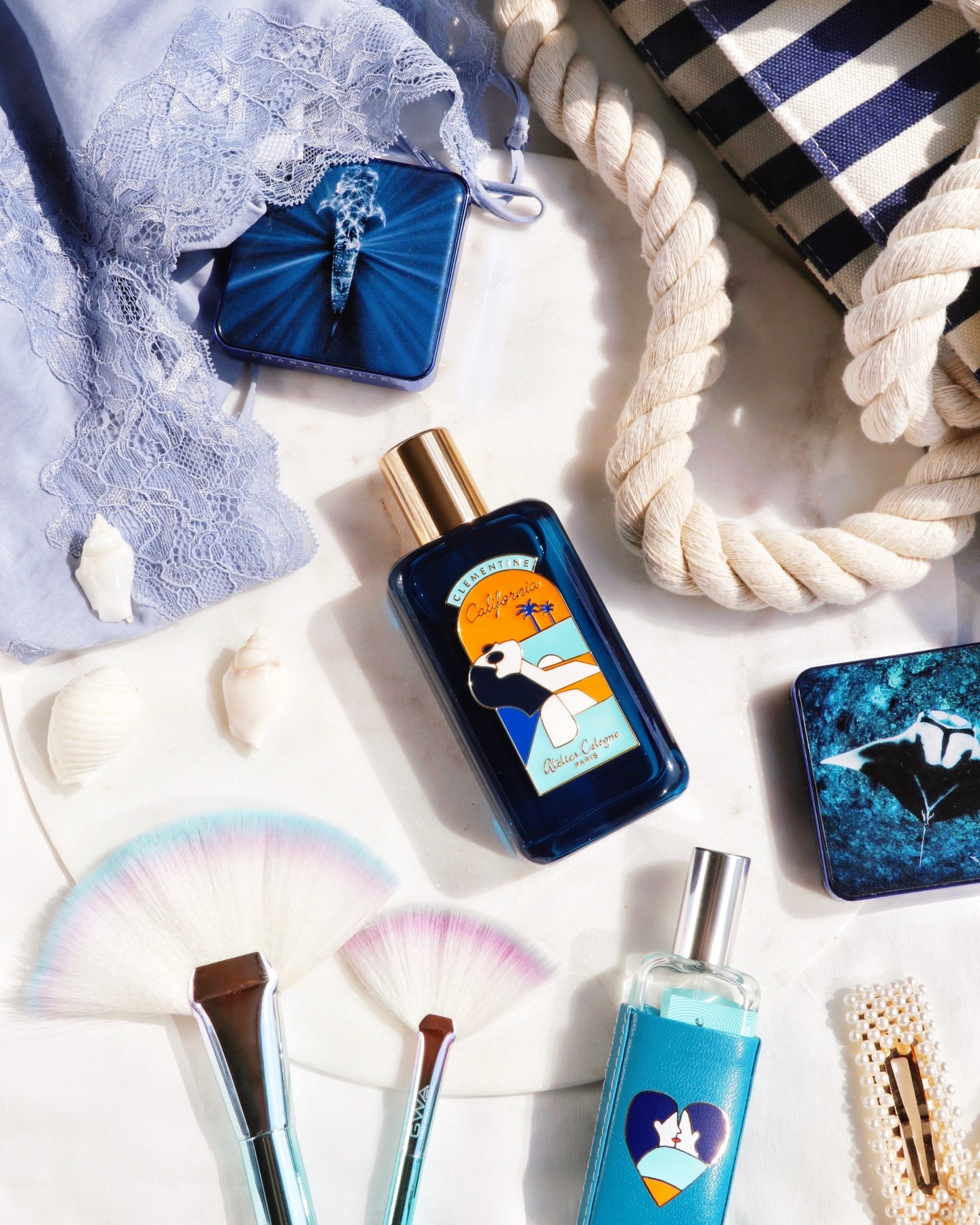 Atelier Cologne X Quentin Monge: Clémentine California Limited Edition Summer 2020