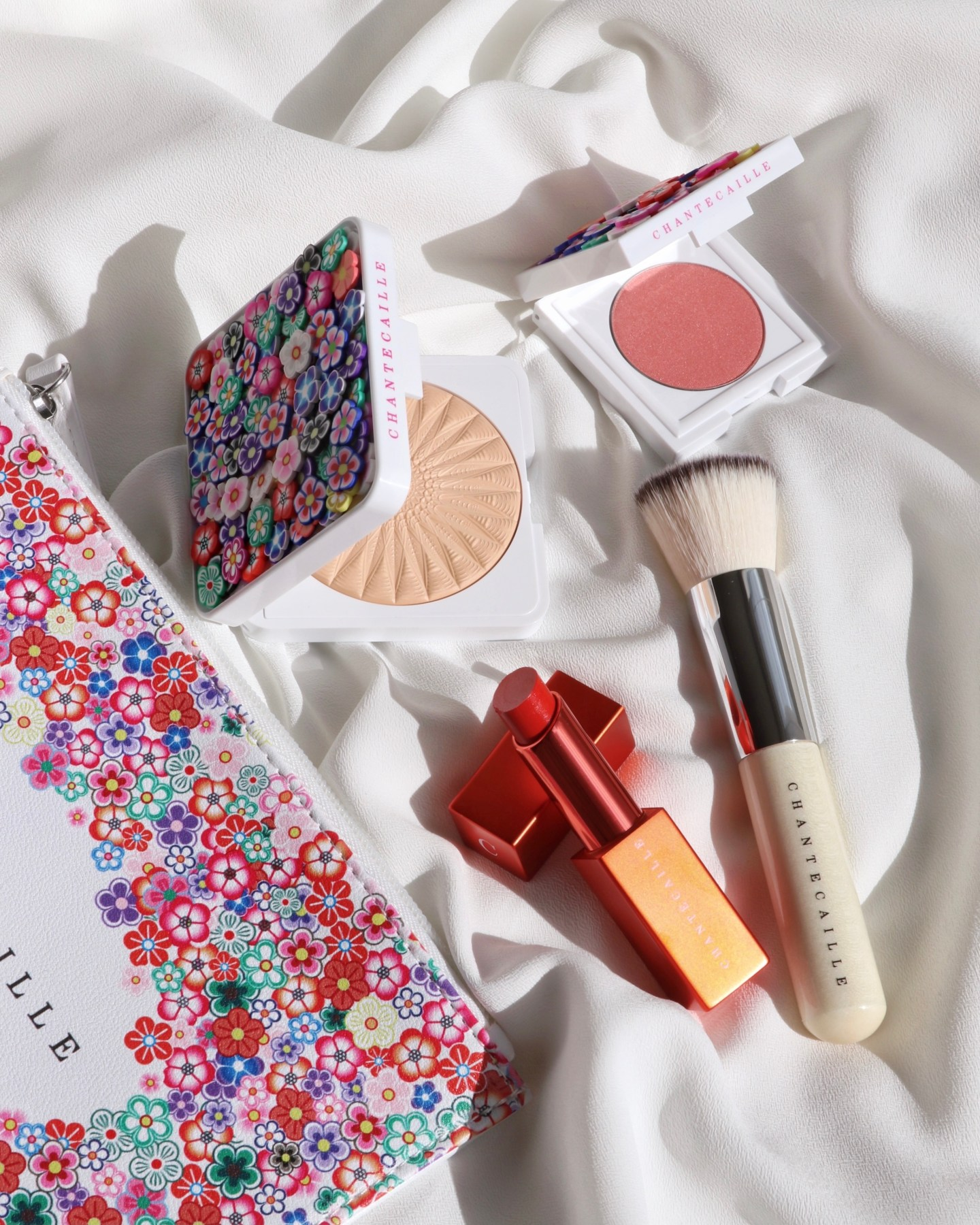 Chantecaille Flower Power Collection Review & Swatches