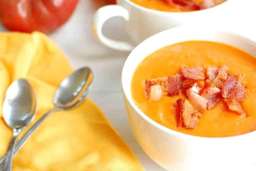 dairy free, gluten free tomato soup recipe
