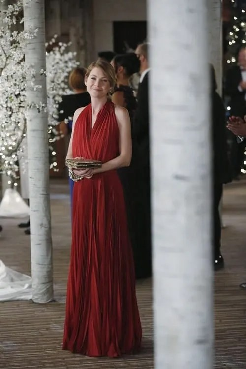 Grey's-Anatomy-Bailey-wedding-Meredith-Bridesmaid