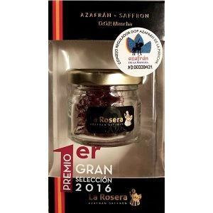 Award Winning Saffron from Spain