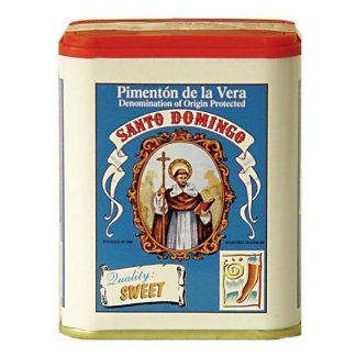 Sweet Smoked Spanish Paprika from La Vera, Spain