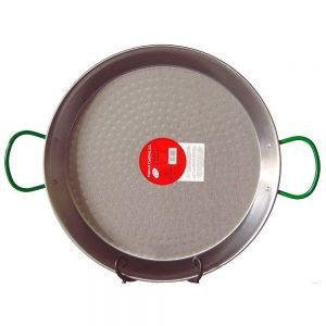 15 inch Carbon Steel Paella Pan