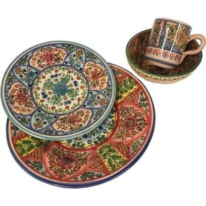 Spanish Tableware