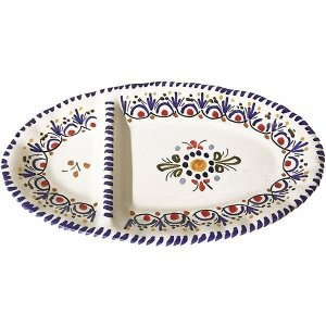 Spanish olive dish tray from Spain