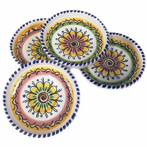 Ceramic Oil Dipping Dishes