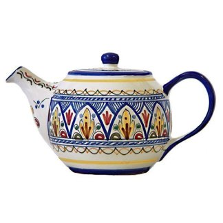 Ceramic Tea Pot from Spain