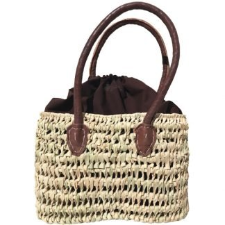 Wicker handbag from Spain