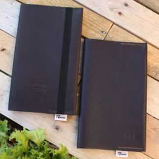Personalized Leather Agenda Planner from Spain