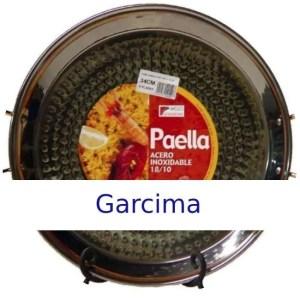 Paella Pans Garcima