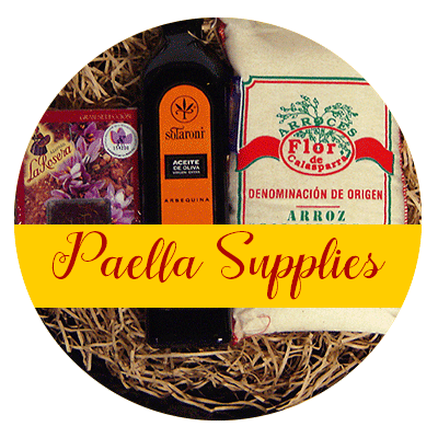 Paella Supplies from Spain