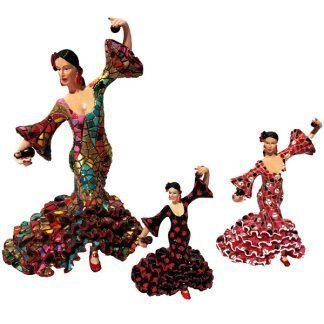 Flamenco Dancer Souvenir