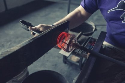 Artisan Glass Blowing
