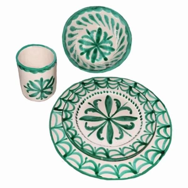 Green Granada Ceramics