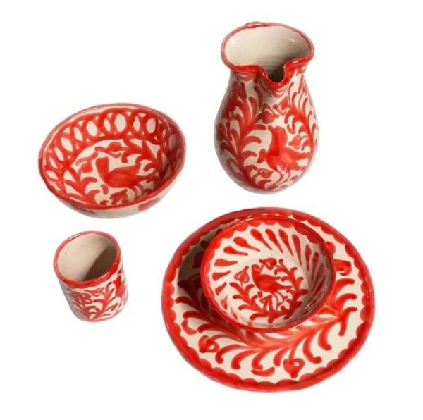 Red Granada Pottery