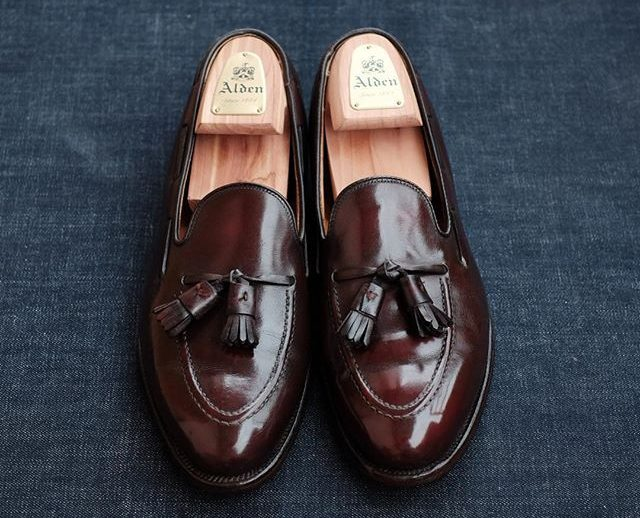 535bc9d8add9a It's (Still) On Sale: Alden Spring Footwear at Brooks Brothers ...