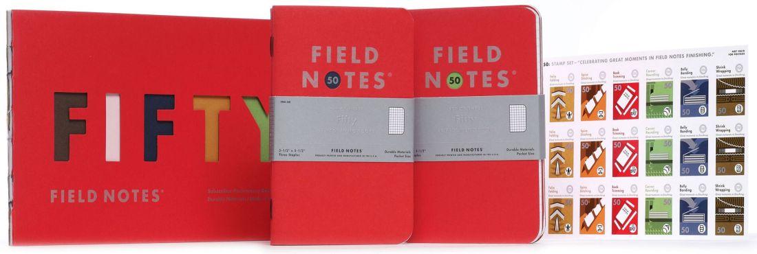 Field Notes at 50