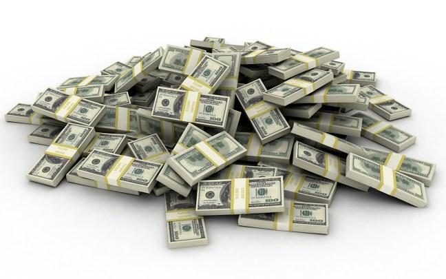 Pile-of-American-100-Dollar-Bills