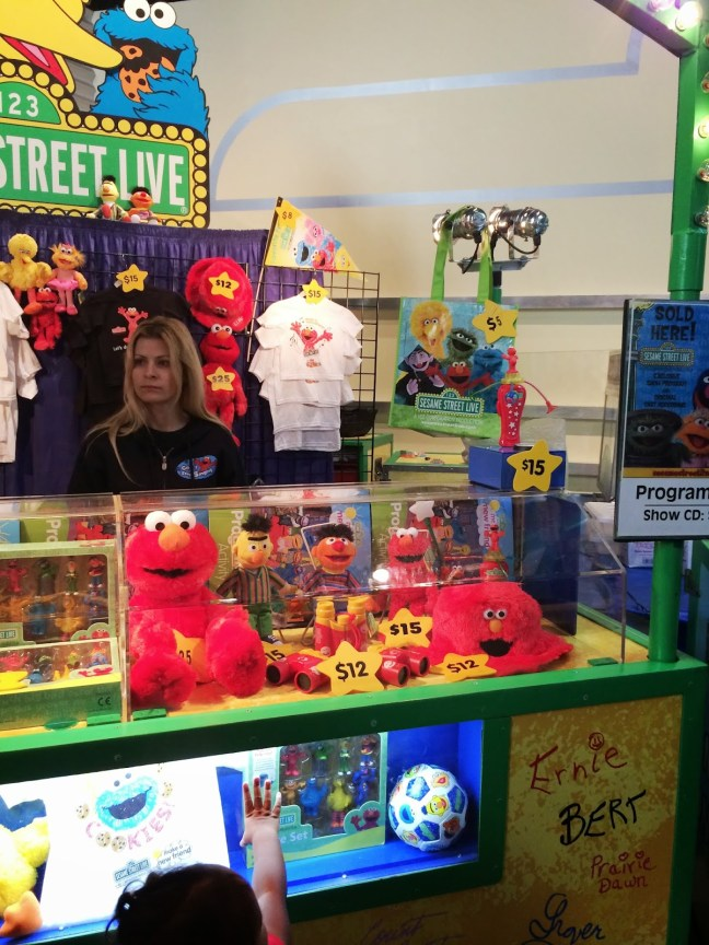 Sesame-Street-merchandise