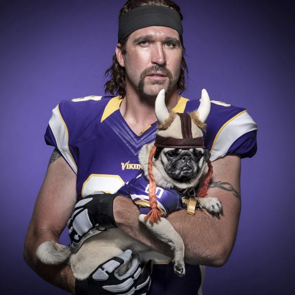 Jared-Allen-and-Lil-Pug-Grant-580x580