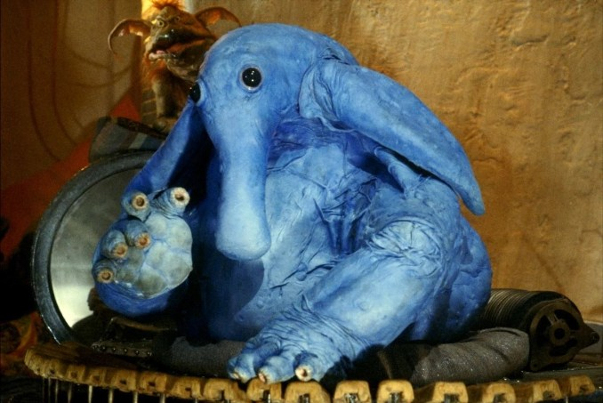 Max Rebo - Star Wars not NFL Draft Pick
