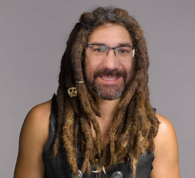 Wally Money Rastafarian