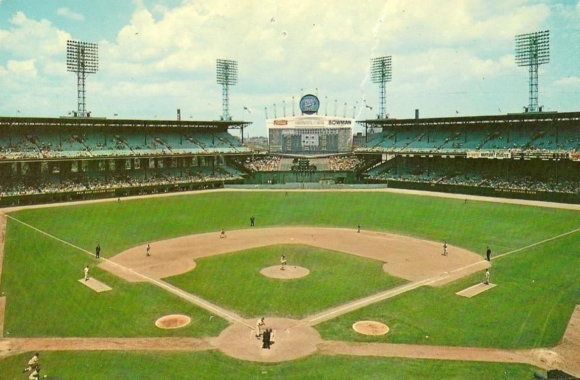 Back In Time Memories From The BallPark Fromthe108
