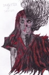 <h5>Daughter of Danaus</h5><p>a Daughter of Danaus drawn by Chris Wright for the animation Orpheus and Eurydice</p>