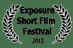Exposure - Nicola's Shedim short film to play Pipa film festival in Brazil