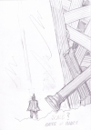 <h5>second sketch of Gates of Hades</h5><p>second sketch of Gates of Hades by Chris Wright for the animation Orpheus and Eurydice</p>