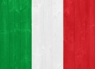 italy flag - The Anthropocene Chronicles