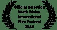 <h5>North Wales International Film Festival</h5><p>Official Selection North Wales International Film Festival</p>