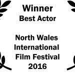 NWIFF Best Actor Black - Testimonials