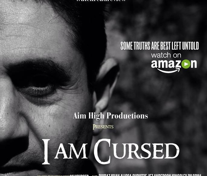 Cursed available on Amazon