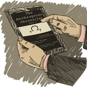 Anthropocene Chronicles on Kindle