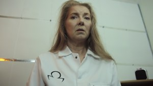 Stine Olsen playing the lead in Saranne Bensusan's film
