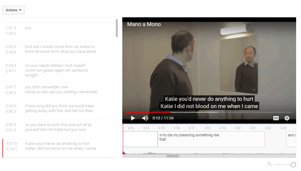 TwoToms Eng - Adding subtitles to your film